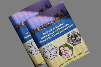 Printed Abstract book with ISBN - Gender Conferences Conferences 2021 Canada